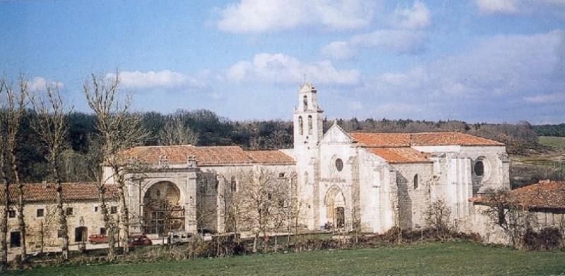 Monasterio de San Juan de Ortega
