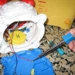 Taller de reparación de juguetes