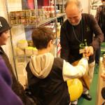 En Biocultura se pueden comprar productos sanos