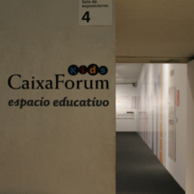 CaixaForum Kids, el espacio educativo para niños de la Fundación La Caixa