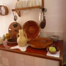 Casa Museo de Miguel Hernández: cocina