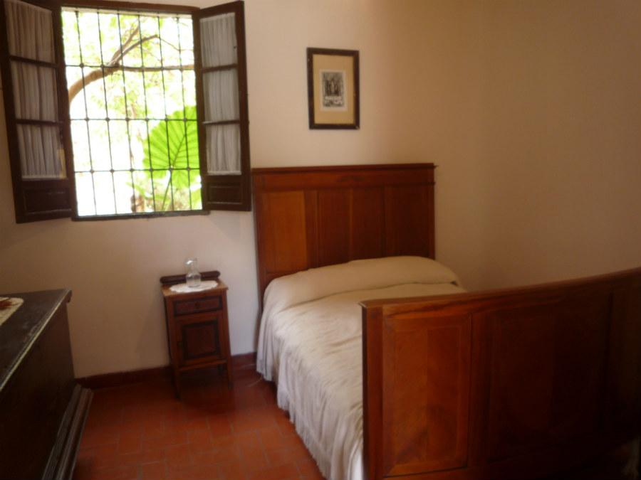 Dormitorio de la Casa Museo de Miguel Hernández