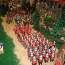 Clicks de Playmobil: batallón renacentista