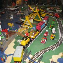 Clicks de Playmobil: zona de carga y descarga de un puerto comercial