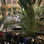 Los habitantes de la Estación de Atocha