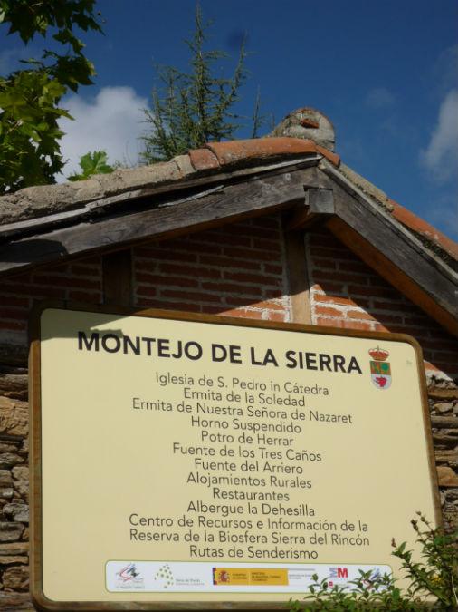 Este hayedo se encuentra en el término de Montejo de la Sierra, en Madrid.