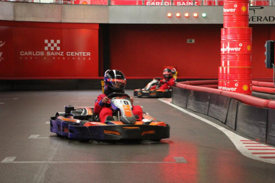 Como en la Fórmula Uno, lo más importante es terminar la carrera...