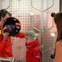 Los riesgos de la velocidad están totalmente controlados en los circuitos de karting profesionales.