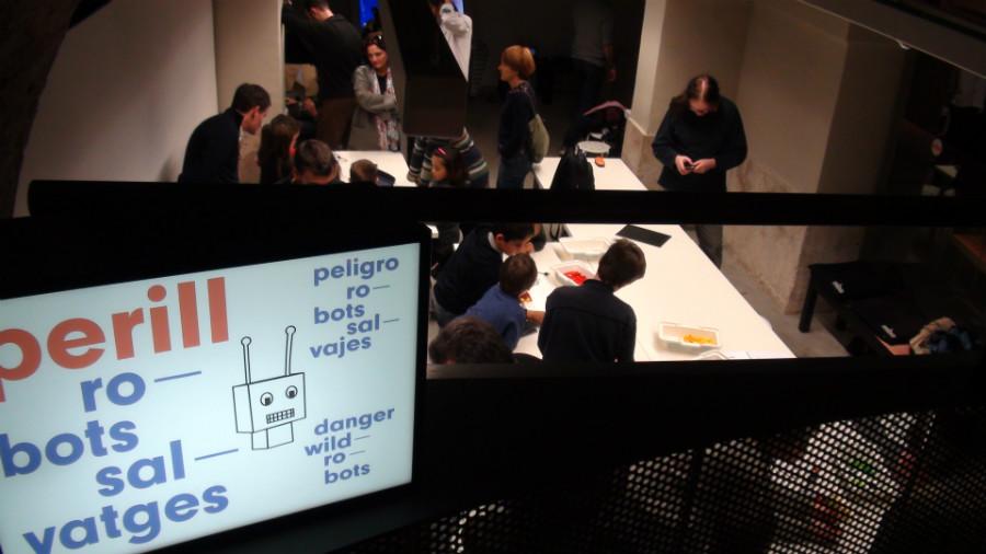 Museo de Inventos e Ideas de Barcelona: actividades para niños