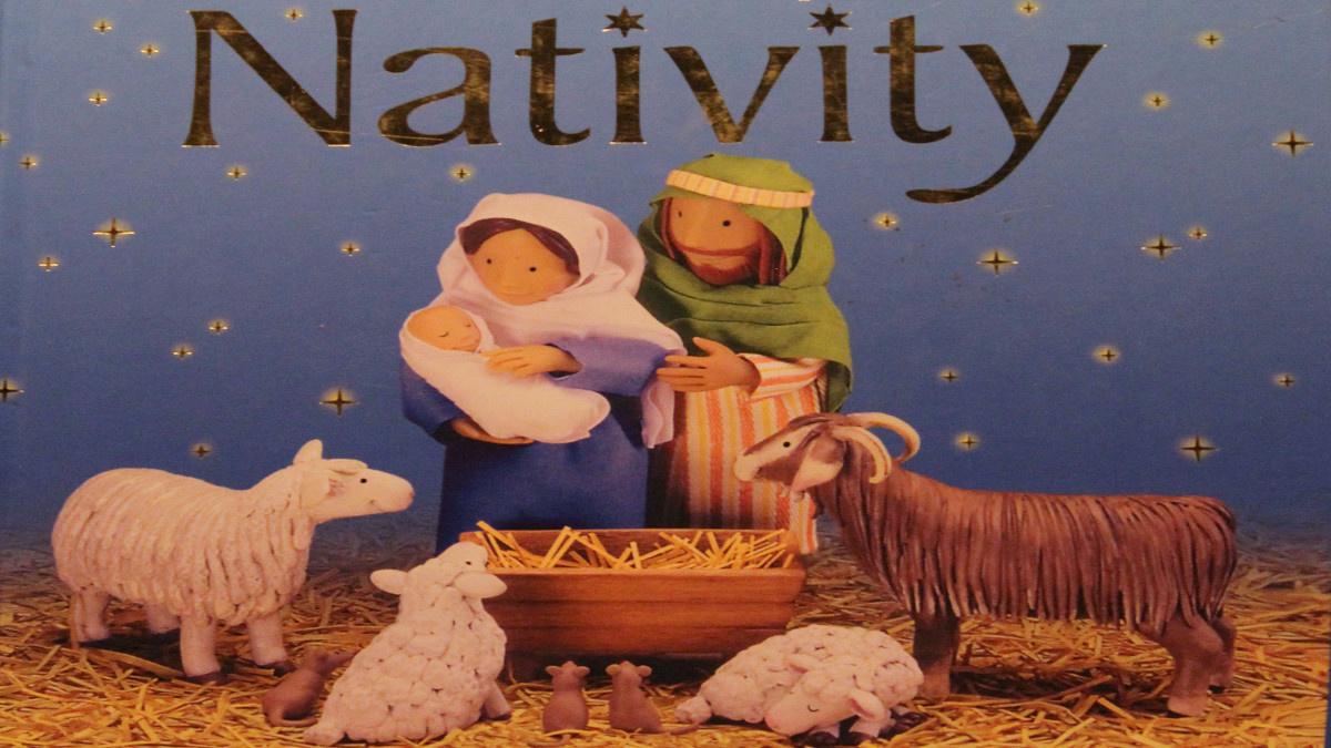 Portada del libro 'Nativity'