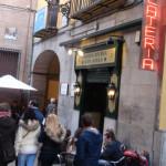 Chocolate en San Ginés: tradición con niños en Madrid