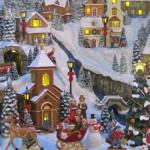 Cajas musicales navideñas en Madrid