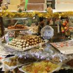 Turrones y dulces navideños en Casa Mira.