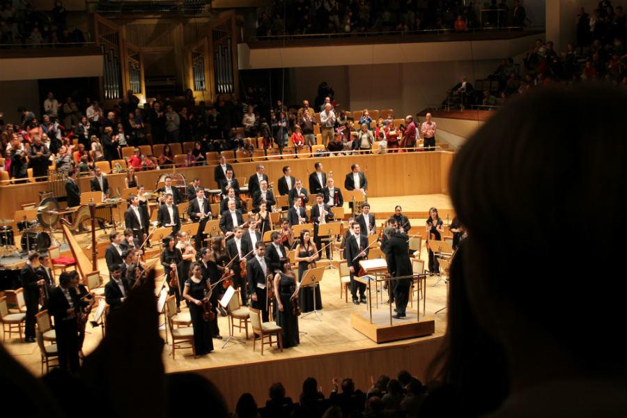 Padres, hijos e intérpretes de la música en estos conciertos de una manera excepcional.
