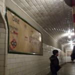 Andén Cero: la estación fantasma del metro