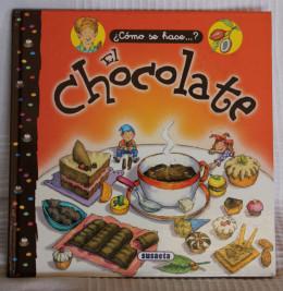 Libro sobre el chocolate para niños