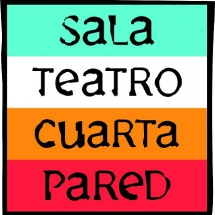 Logotipo del teatro Cuarta Pared