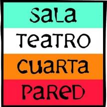 Logotipo del teatro Cuarta Pared
