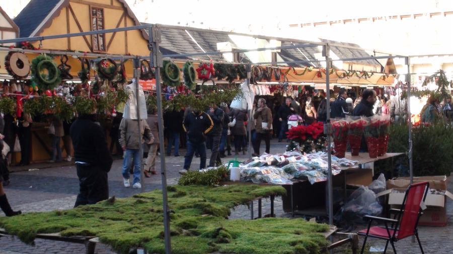 Mercado de navidad en la plaza mayor de madrid - Mercado de navidad en madrid ...