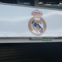 Visitar el estadio del Real Madrid es un sueño para los pequeños aficionados.