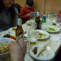 En invierno o en verano... es un buen sitio para comer rápido por el centro de Madrid.