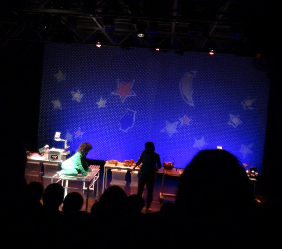 Sala Cuarta Pared: teatro para niños y niñas en Madrid