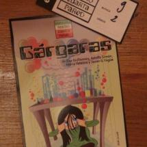 Gárgaras es una obra de teatro infantil para niños de 6 a 12 años.