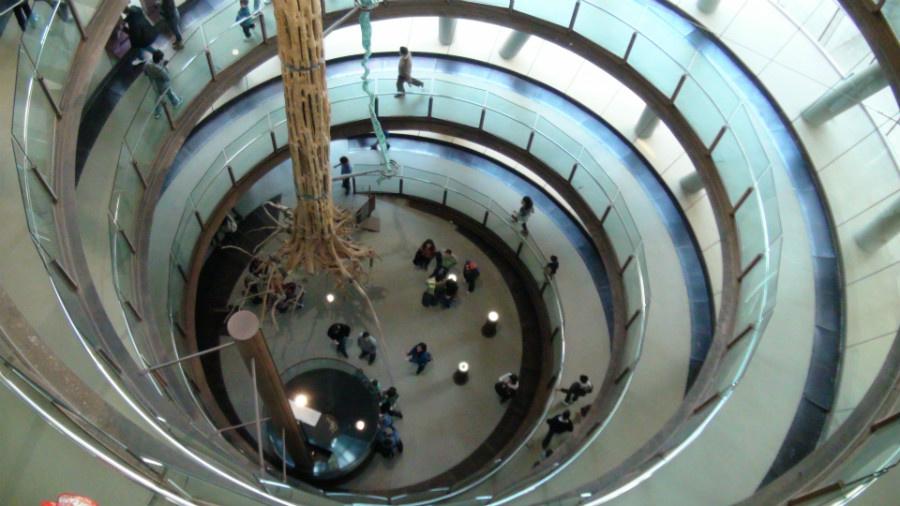 Cosmocaixa Barcelona, un museo de ciencia para los niños
