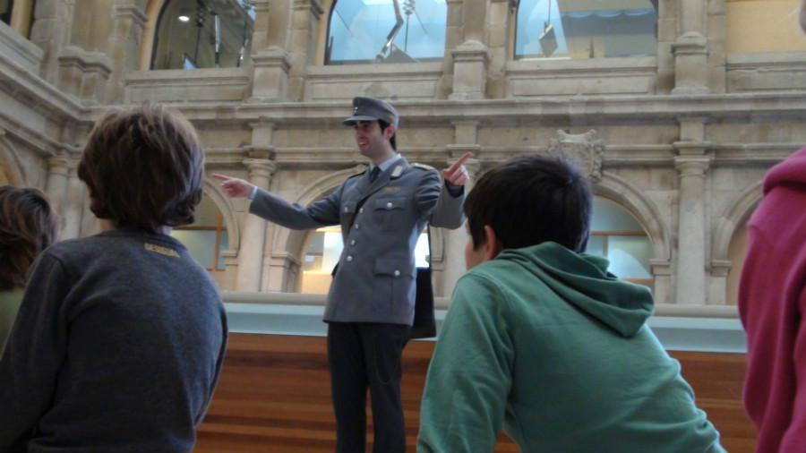 Actividades infantiles en el Museo del Prado