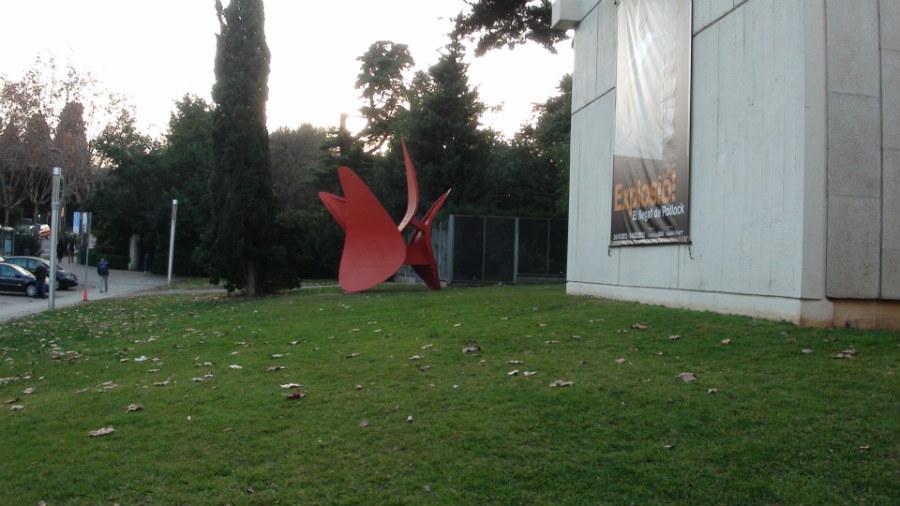 Visitamos la Fundación Miró en Barcelona