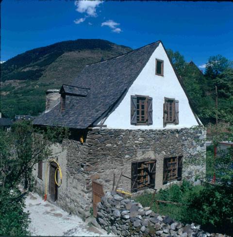 Fábrica de la lana, Vielha, Valle de Arán