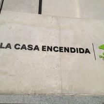 Centro cultural La Casa Encendida, en Madrid.