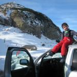 Esquiar con niños: a qué edad empezar