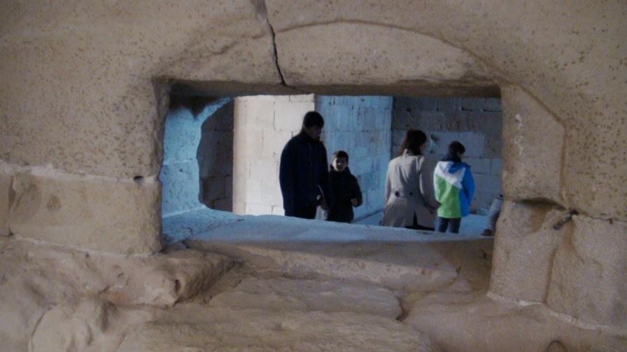Visitamos el monasterio de Santa María de Huerta, en Soria, con los niños.