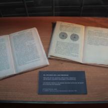 Material de la exposición permanente del Museo del Pan