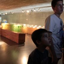 La curiosidad se transforma en sorpresa con algunos de los elementos del Museo del Pan