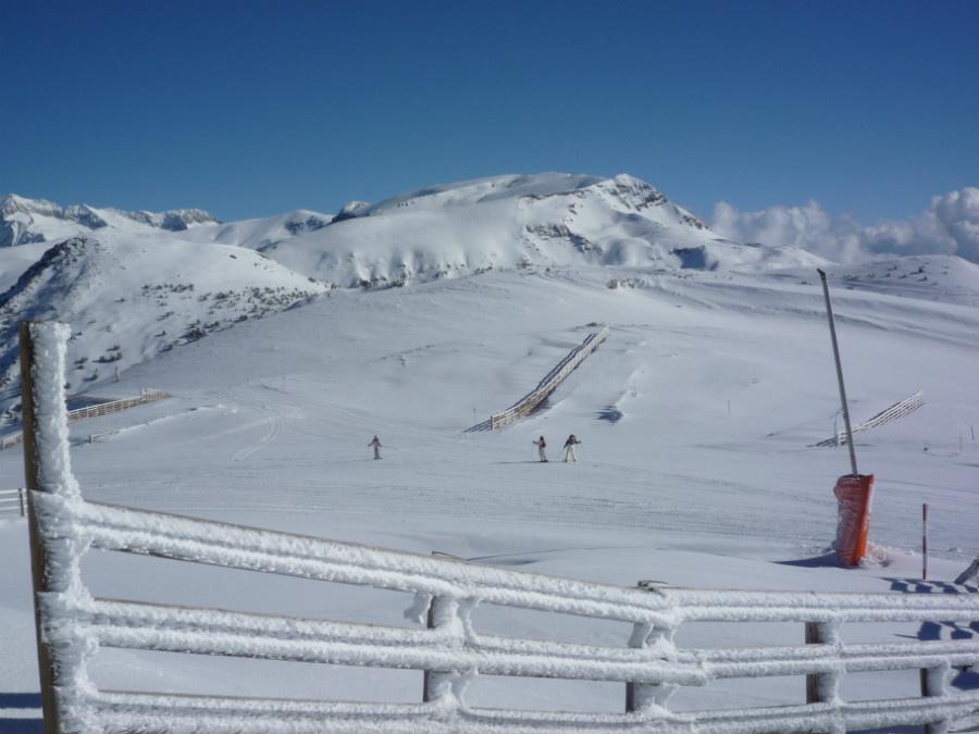 Pistas de esquí de Cerler