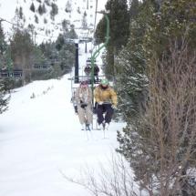 La estación de esquí de Cerler (Aramón) es nuestra favorita para esquiar con los niños.
