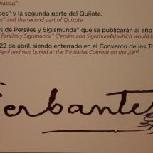 Centro de Interpretación de Cervantes en Alcalá de Henares