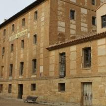 Vista de la Fábrica de Harinas San Antonio