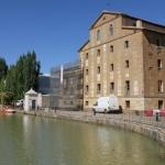 Antigua Fábrica de Harinas San Antonio, en Valladolid