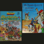 Os presentamos dos libros infantiles para que los peuqes lean El Quijote