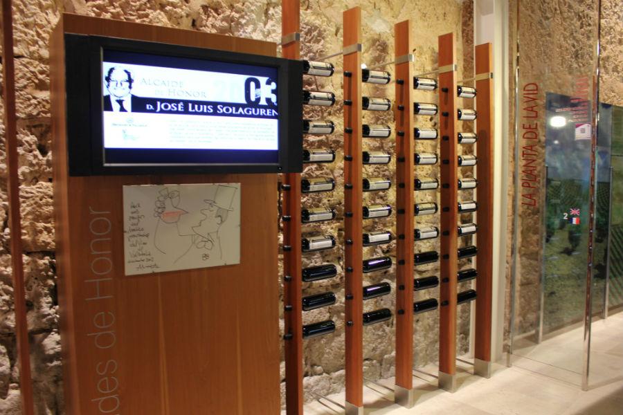 Museo del Vino de Peñafiel: exposición permanente