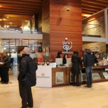 Museo del Vino de Peñafiel: recepción