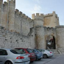 Museo del Vino de Peñafiel, Castillo
