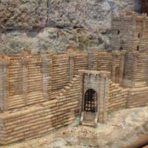 Maqueta del Castillo de Peñafiel