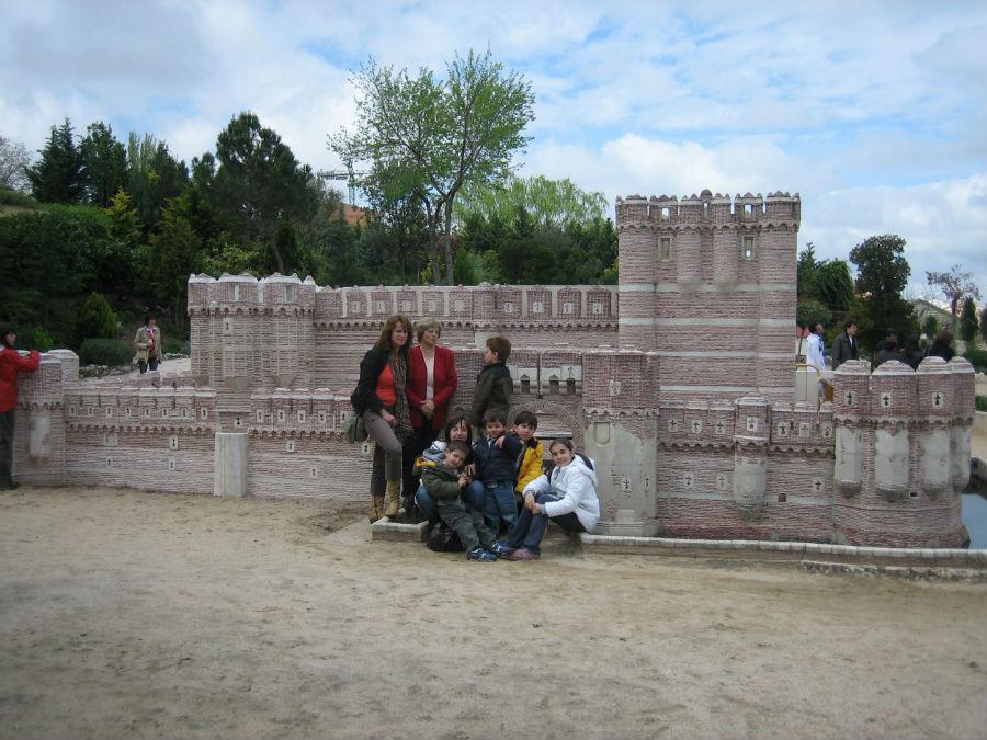Parque Mudéjar de Olmedo