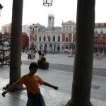 Planes con niños en la ciudad de Valladolid