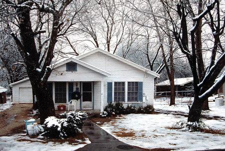 Hiperrealismo en el Thyssen: Casa en la Nieve