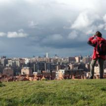 El Cerro del Tío Pío ofrece imágenes diferentes de Madrid